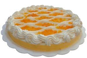 עוגת טורט תפוזים לחג הפסח של שומרי משקל | צילום: הדמייה