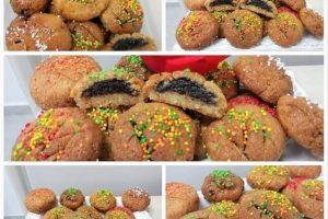 מקרוט | מקרוד עוגיות לחג פורים של יהודים יוצאי לוב