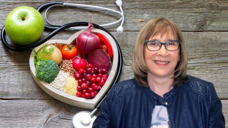 דר' אולגה רז ראש תחום תזונה קלינית, מייסדת המחלקה למדעי התזונה אוניברסיטת אריאל |עיבוד: שולי סונגו ©